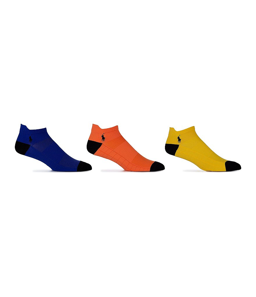 Polo Ralph Lauren 10-13 3-Pack Socks