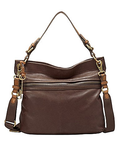 Fossil Explorer Hobo Bag