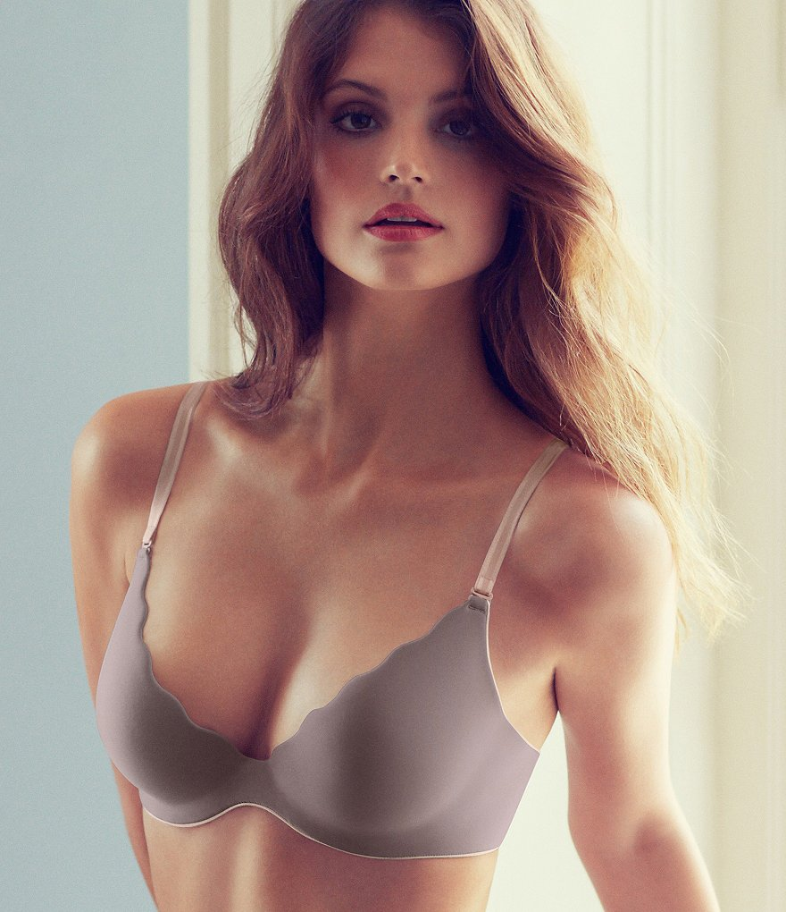 b.tempt'd by Wacoal B.Wow'd Push-Up Bra