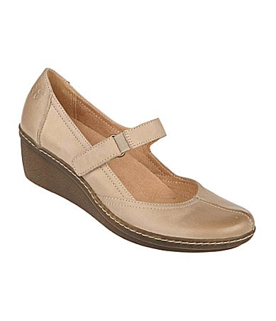 Naturalizer Glamor Mary Jane Wedges