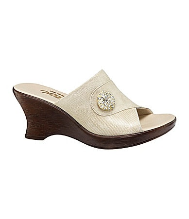 Onex Atlanta Wedge Sandals