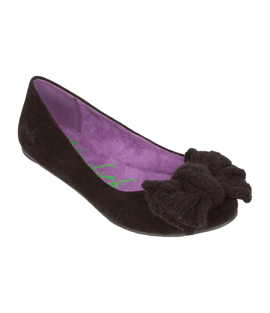 Blowfish Nabela Bow-Accented Flats
