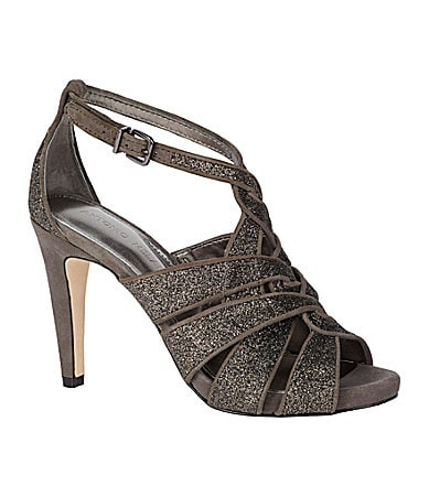 Antonio Melani Vinessa Glitter Sandals