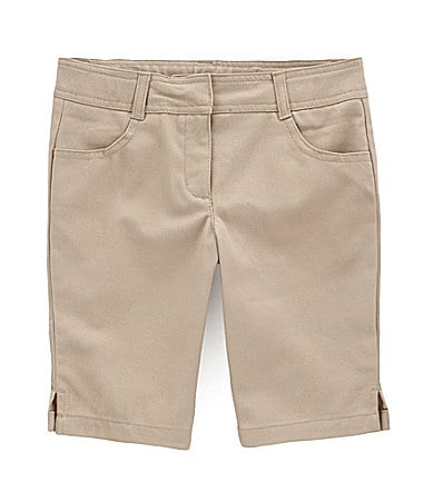 Copper Key 7-16 Twill Bermuda Shorts