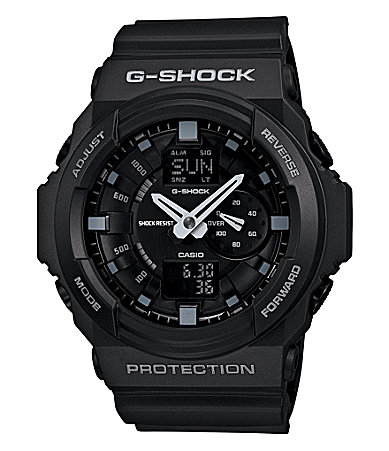 G-Shock XL Black Ana-Digi Watch
