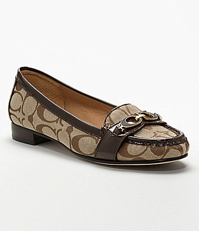 COACH ENRICA LOAFER