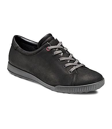 Ecco Crisp Tie Lace-Up Sneakers