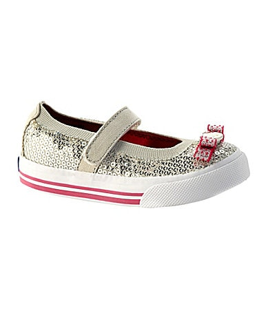 Keds Girls' Hello Kitty Charmmy Mary Jane Shoes