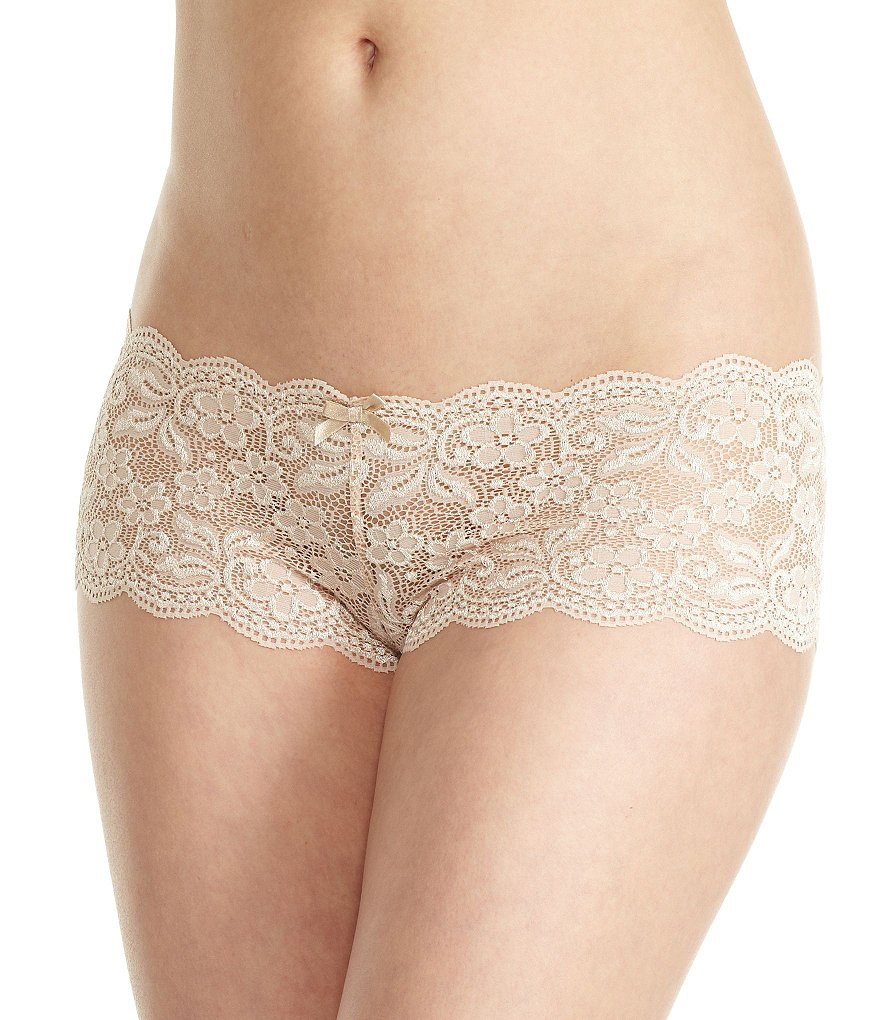 Jasmine & Ginger Lace Cheeky Panty