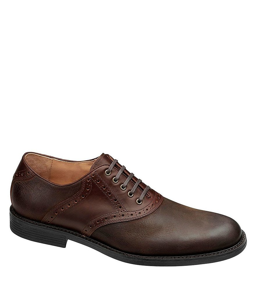 Johnston & Murphy XC4 Cardell Saddle Oxfords