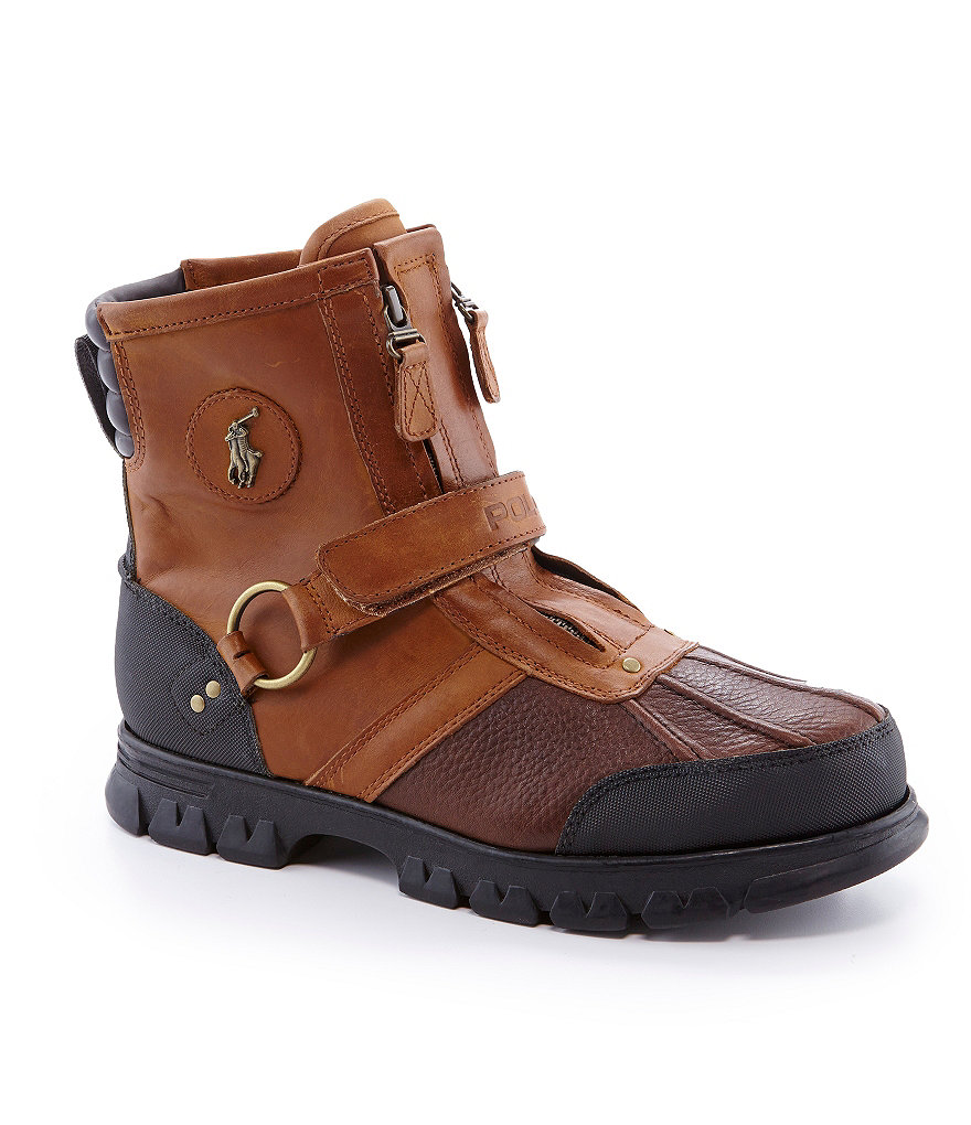 Polo Ralph Lauren Conquest III Men�s Rugged Boots