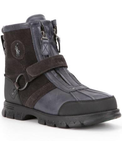 Polo Ralph Lauren Conquest Iii Men 180 S Rugged Boots Dillards