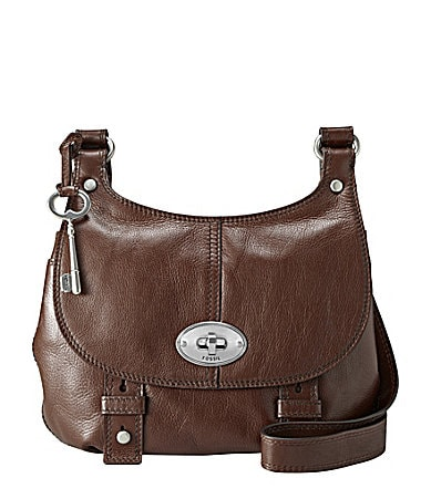 Fossil Maddox Flap Cross-Body Bag