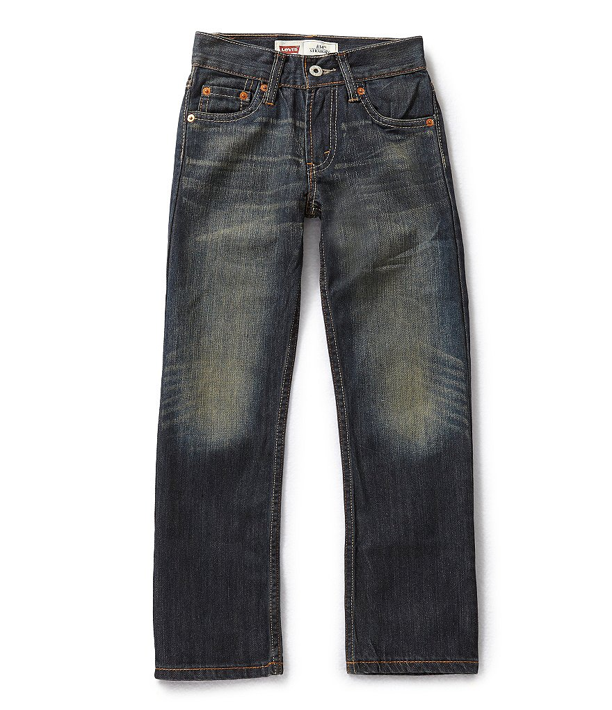 Levi´s® Big Boys 8-20 514™ Straight Jeans