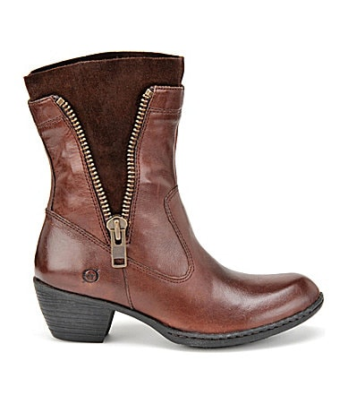 Born Mila Leather Boots