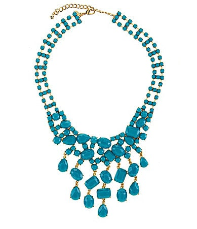 Roberta Chiarella Stone Statement Necklace