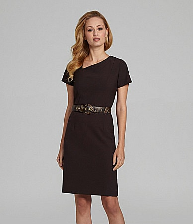 Antonio Melani Janice Belted Dress