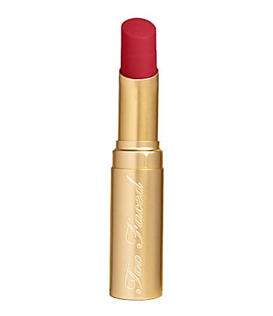 Too Faced La Creme Color Drenched Lip Cream