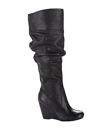 Jessica Simpson Pasha Wedge Boots
