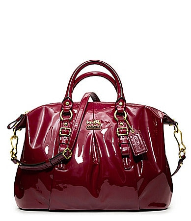 COACH MADISON PATENT JULIETTE