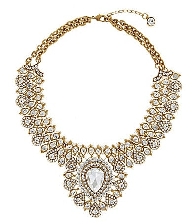 Natasha Maharaja Statement Necklace