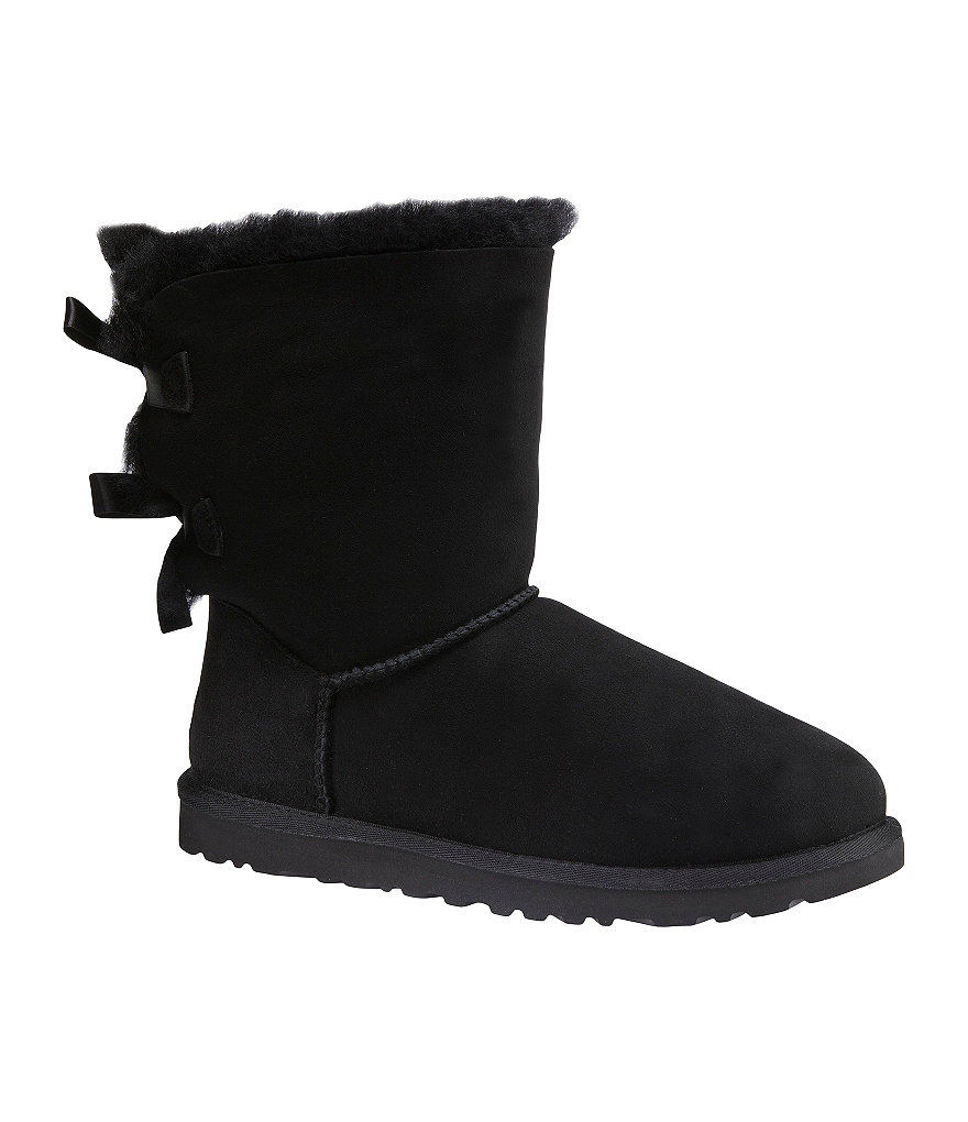 UGG� Classic Short Bailey Bow Boots