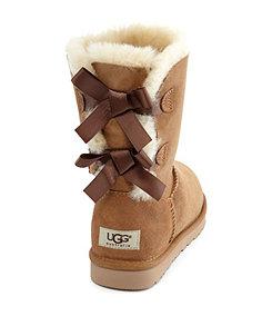 UGG� Australia Women's Classic Short Bailey Bow Boots
