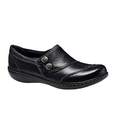 Clarks Ashland Alpine Slip-On Loafers