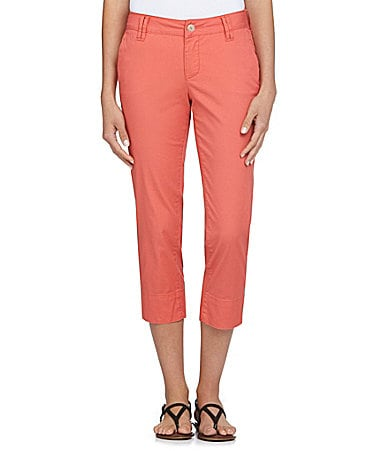 Jag Jeans Maitland Slim Cropped Jeans