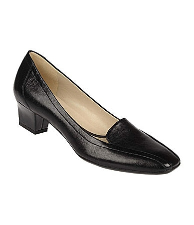Naturalizer Fuller Leather Loafers