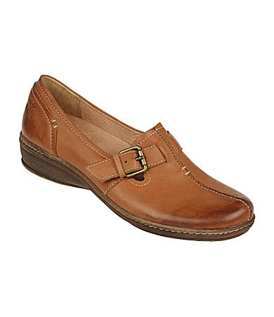Naturalizer Milla Leather Loafers
