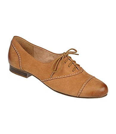 Naturalizer Lonnie Leather Oxfords