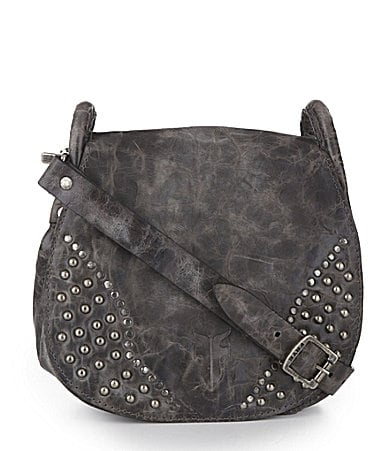 Frye Vintage Stud Cross-Body Bag