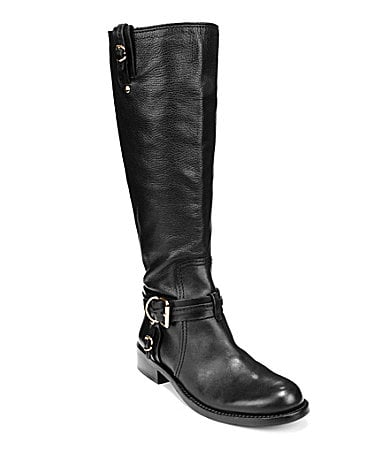 Vince Camuto Kabo Equestrian-Inspired Boots