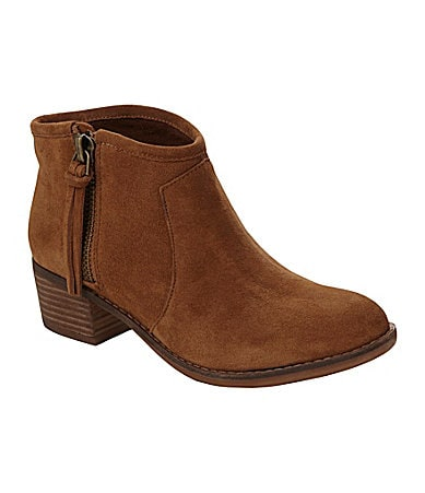 Gianni Bini Bobbi Suede Booties