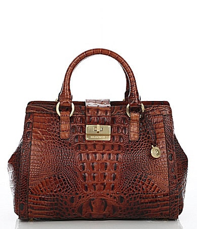 Brahmin Melbourne Collection Annabelle Satchel
