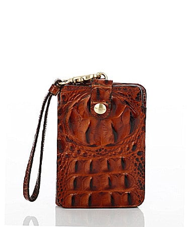 Brahmin Melbourne Collection Cell Phone Wallet