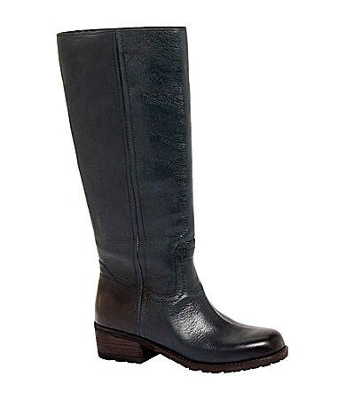 Lucky Brand Aleid Leather Boots