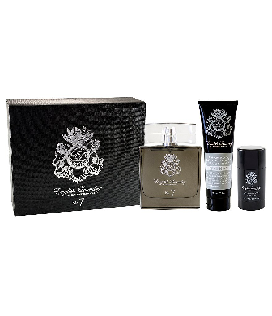 English Laundry No.7 Gift Set