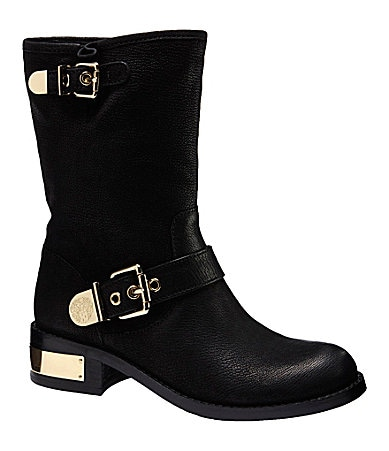 Vince Camuto Winchell Moto-Inspired Boots