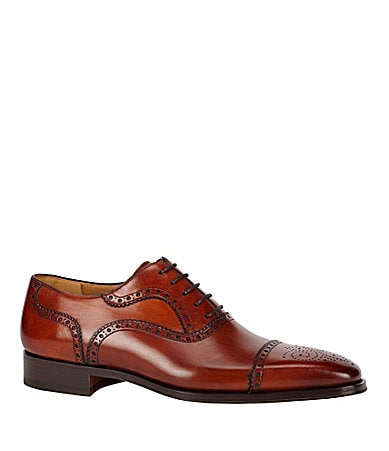 Magnanni Men�s Santiago Cap-Toe Oxfords