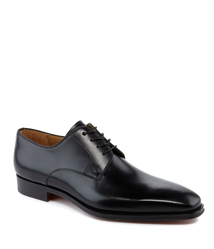 Magnanni Colo Plain-Toe Men´s Leather Dress Shoes