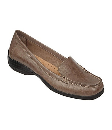 Naturalizer Century Leather Loafers