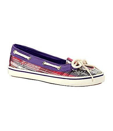 Sperry Top-Sider Girls Carline Boat Shoes