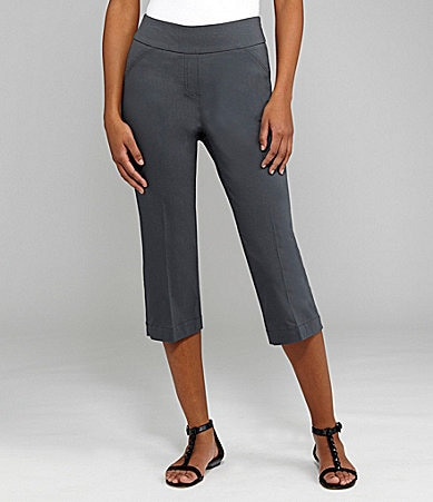Westbound PARK AVE fit SLIM FX Capri Pants