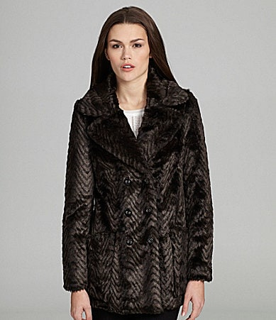 Sanctuary Clothing Urban Luxe Faux-Fur Jacket