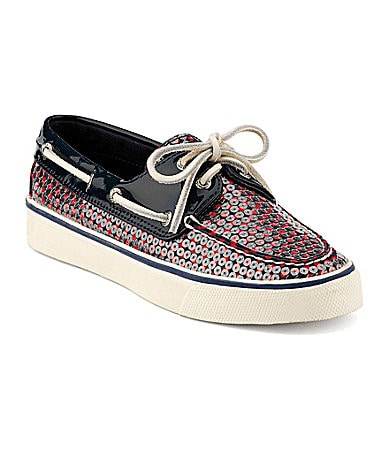 Sperry Top-Sider Bahama Sequin Boat Shoes