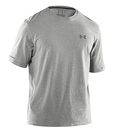 Under Armour Charged Cotton Short-Sleeve Shirt