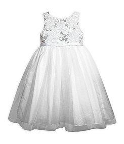 Pippa & Julie 2T-6X Sequin-Embellished Ballerina Dress