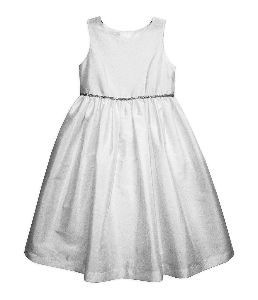 Pippa & Julie 2T-6X Taffeta Dress